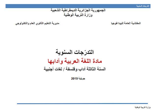 برنامج اللغة العربية للسنة الثالثة ثانوي جميع الشعب - المخططات السنوية 2019/2020 %25D8%25A8%25D8%25B1%25D9%2586%25D8%25A7%25D9%2585%25D8%25AC%2B%25D8%25A7%25D9%2584%25D9%2584%25D8%25BA%25D8%25A9%2B%25D8%25A7%25D9%2584%25D8%25B9%25D8%25B1%25D8%25A8%25D9%258A%25D8%25A9%2B%25D9%2584%25D9%2584%25D8%25B3%25D9%2586%25D8%25A9%2B%25D8%25A7%25D9%2584%25D8%25AB%25D8%25A7%25D9%2584%25D8%25AB%25D8%25A9%2B%25D8%25AB%25D8%25A7%25D9%2586%25D9%2588%25D9%258A%2B%25D8%25AC%25D9%2585%25D9%258A%25D8%25B9%2B%25D8%25A7%25D9%2584%25D8%25B4%25D8%25B9%25D8%25A8%2B-%2B%25D8%25A7%25D9%2584%25D9%2585%25D8%25AE%25D8%25B7%25D8%25B7%25D8%25A7%25D8%25AA%2B%25D8%25A7%25D9%2584%25D8%25B3%25D9%2586%25D9%2588%25D9%258A%25D8%25A9%2B20192020