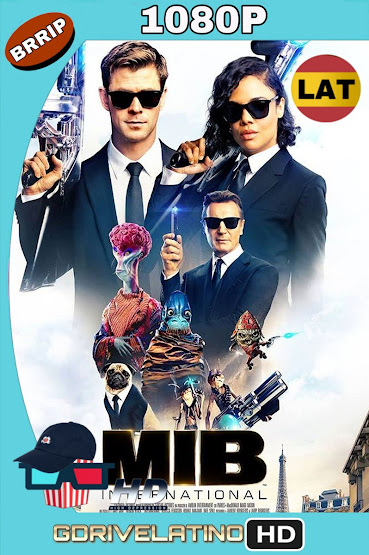 Hombres de Negro: Internacional (2019) BRRip 1080p Latino-Ingles MKV
