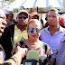 Comunitarios piden construcción de muros en la Circunvalación Oeste Alcaldesa lo apoya