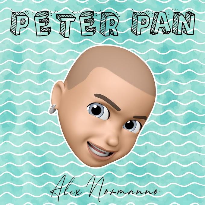 Alex Normanno: ''E' un momento positivo, con Peter Pan voglio trasmettere allegria''