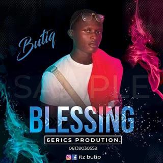 [music] Butiq_BLESSING