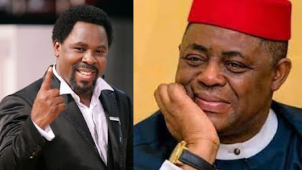 TB Joshua Never Judged Others, He Loved Those Who Hated Him, He Helped Even Non-Christians – Femi Fani-Kayode