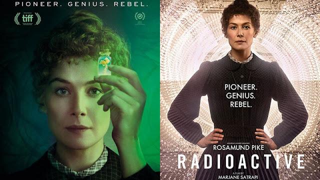 Rosamund Pike da vida a Marie Curie en 'Madame Curie' (Radioactive)