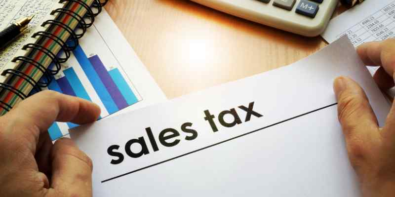 What Is LST Number? Local Sales Tax