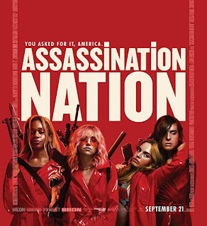 مشاهدة فيلم Assassination Nation 2018 مترجم