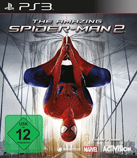 THE AMAZING SPIDER-MAN 2 PS3 TORRENT