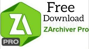 Zarchiver Pro Apk + Donated Apk (Free Download)