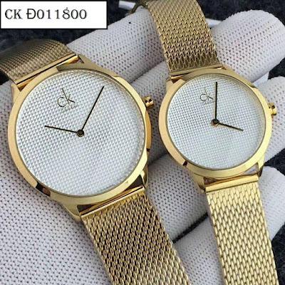 Đồng hồ cặp đôi CK Đ011800