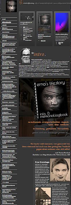 eddy wieand sinedi website: #erna kronshage . memorial
