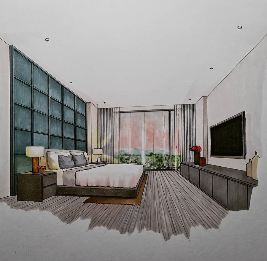11-Bedroom-with-panelled-back-Tama-Vajrabukka-www-designstack-co