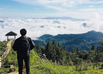 Keindahan Agrowisata Pango-pango Toraja Yang Keren Banget