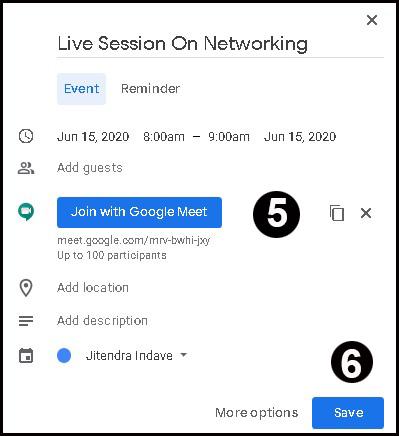 google-invite-meet-class