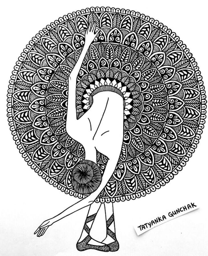 Ballerina by T. Gunchak