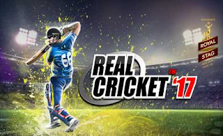 Real Cricket 17 Hack Apk Download