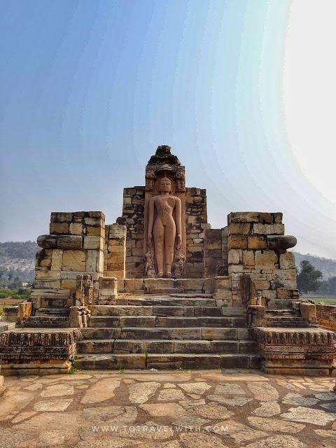 Shantinath Jain tirthankara Sariska
