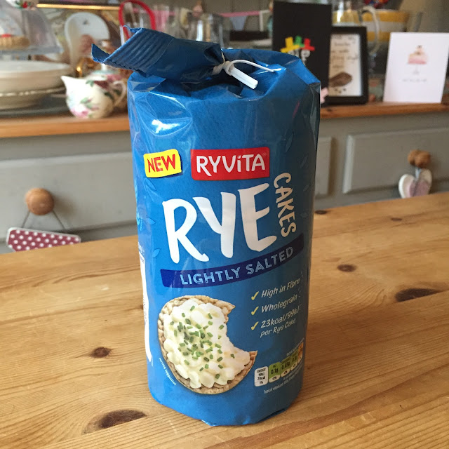 Ryvita Rye Cakes: Lightly Salted
