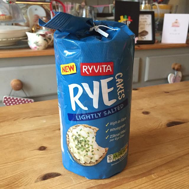Ryvita Rye Cakes: Lightly Salted