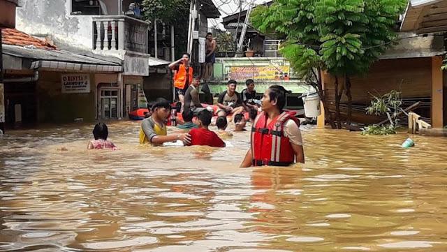 11 Cara Mencegah Banjir