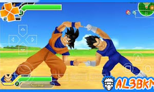 تحميل لعبة Dragon Ball Z Tenkaichi Tag Team psp iso مضغوطة لمحاكي ppsspp