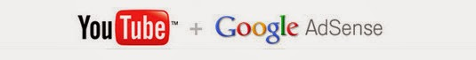 akun google adsense (GA) melalui akun youtube