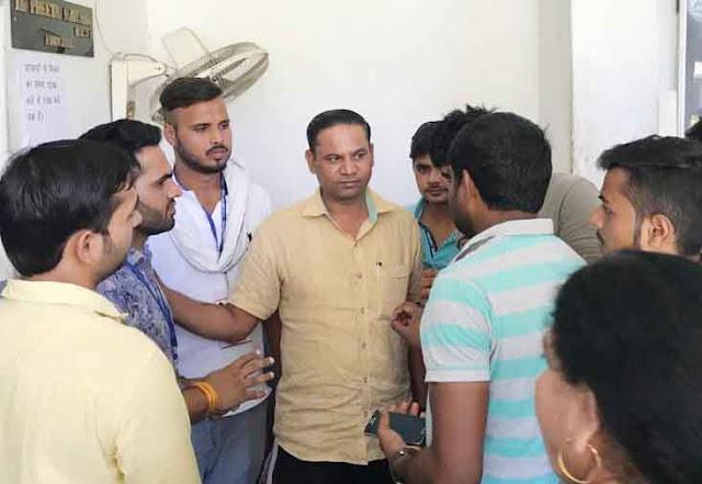 Yova Agaj Sangham commemorated the problems surrounding Nehru College
