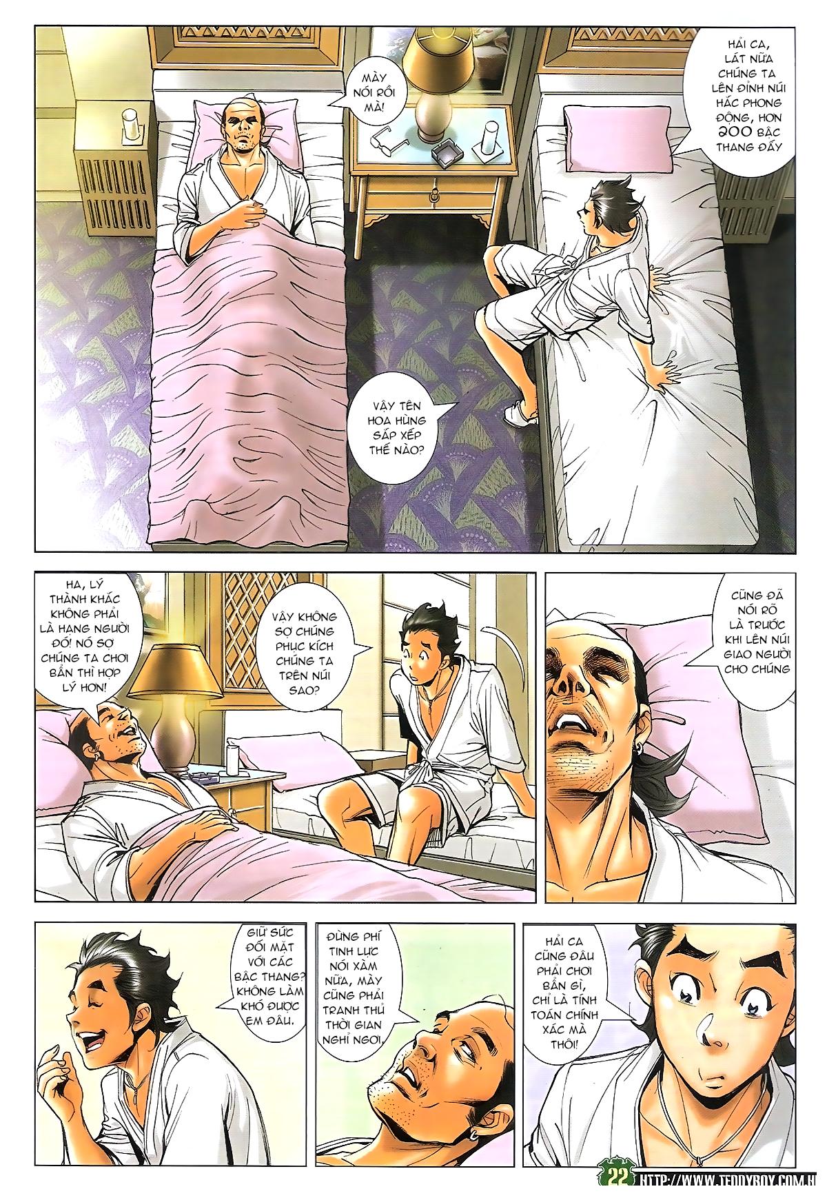 NGƯỜI TRONG GIANG HỒ trang 21