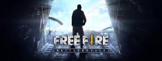 Free fire menjadi game terbaik diurutan kedua untuk game bergenre battle royale