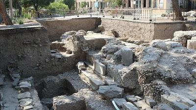 Ναός ελληνιστικής περιόδου βρέθηκε στη δυτική Τουρκία