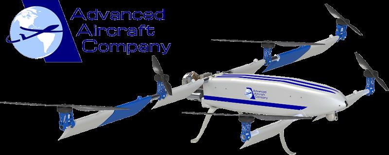 шестидвиагательный мультикоптер - HAMR (Hybrid Advanced Multi-Rotor)