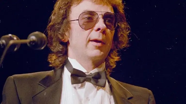 Phil Spector dies of Corona virus