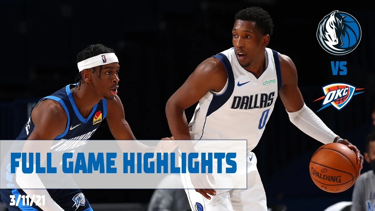 Josh Richardson 27pts vs OKC | March 11, 2021 | 2020-21 NBA Season