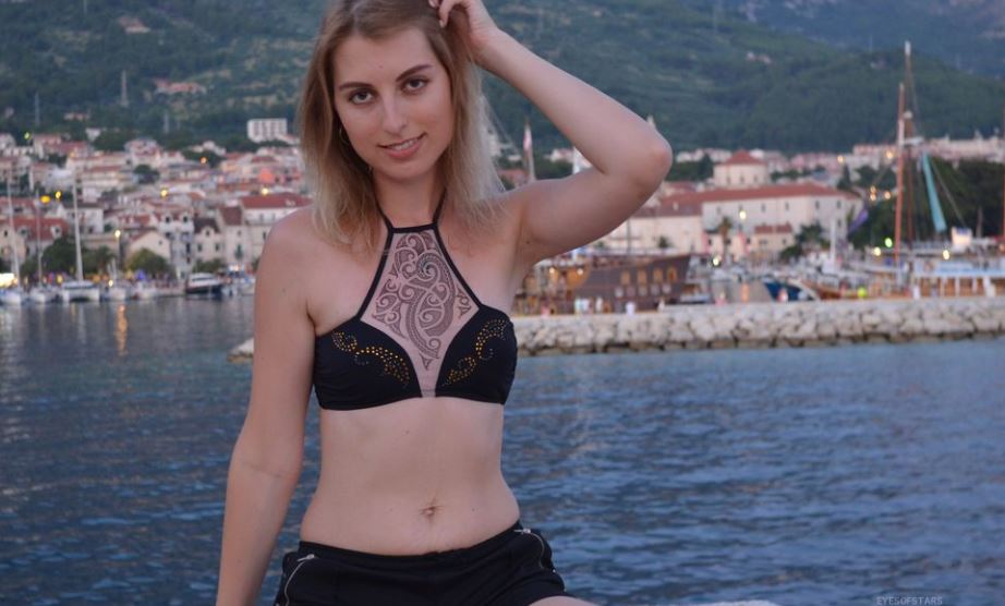 EyesofStars Model GlamourCams