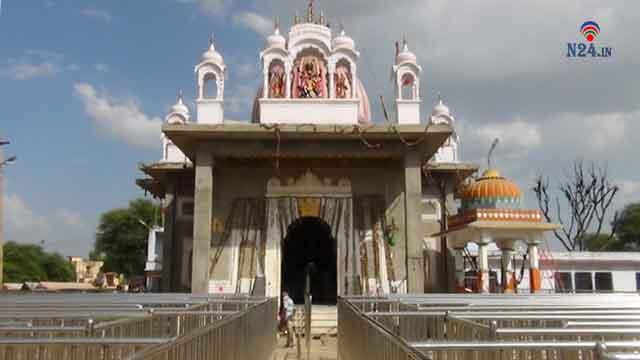 bhairav temple reengus sikar