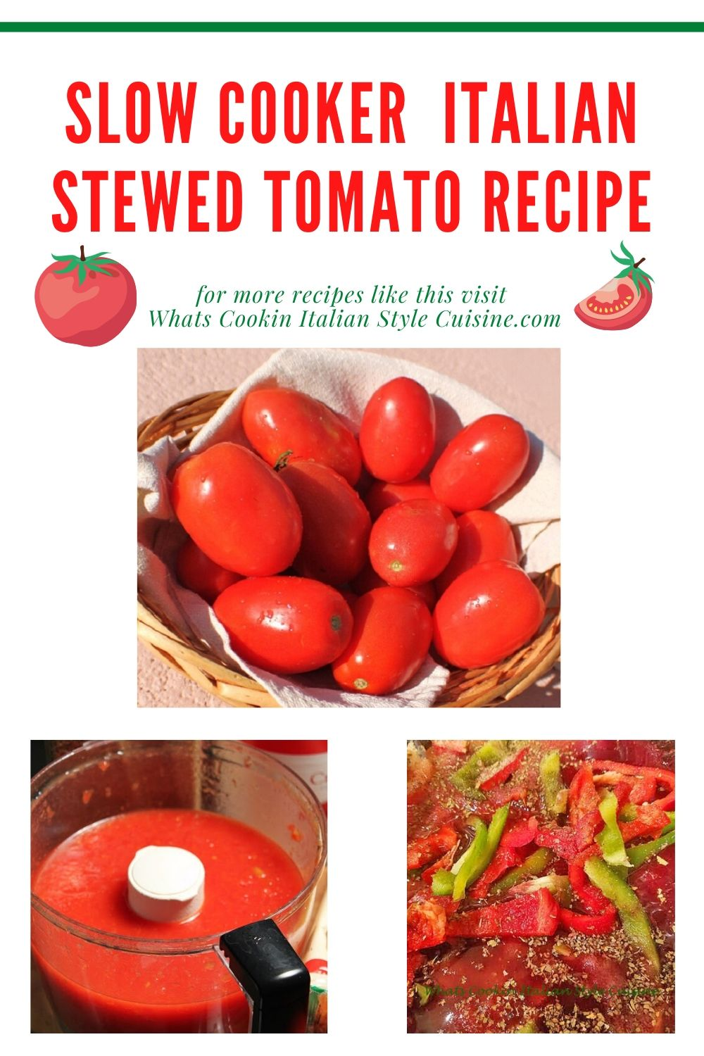 this is a pin for later on how to make stewed tomatoes