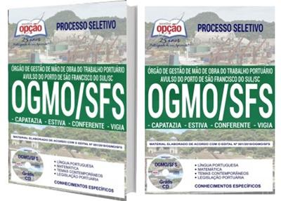 Apostila Concurso OGMO/SFSl 2018