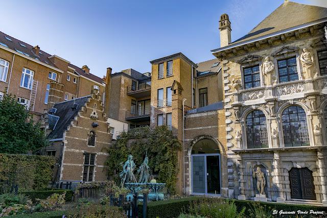 Casa de Rubens. jardín - Amberes por El Guisante Verde Project