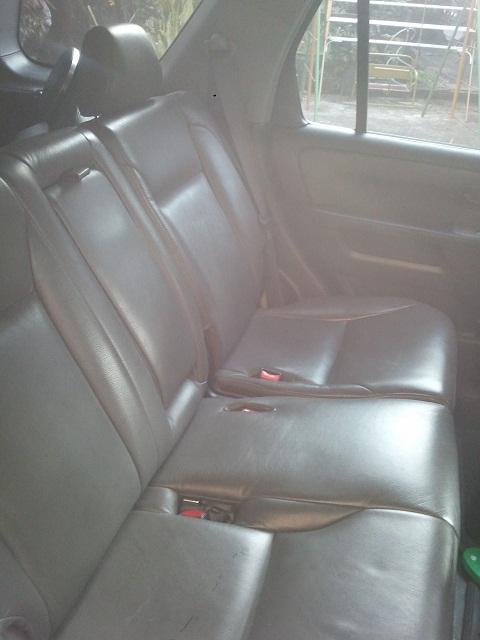 Edelweis Makmur Abadi Dijual Honda Crv 2002 Putih Modifikasi