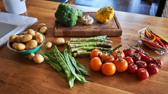 30-40 percent veggies