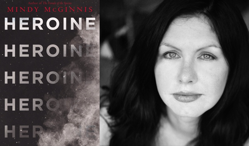 Heroine by Mindy McGinnis | Superior Young Adult Fiction | Review