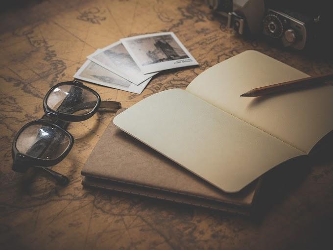 ¿Cómo comenzar un diario de viajes?