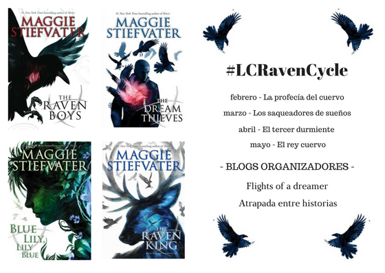 Lectura Conjunta | The Raven Boys