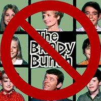 Because the Brady Bunch was scripted and real life is all improv.