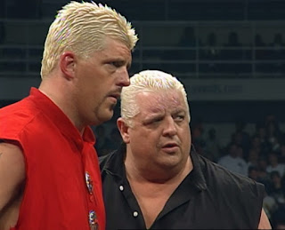 WCW Greed 2001 - Dusty & Dustin Rhodes
