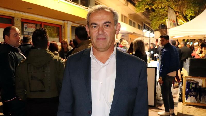 Κ. Δουνάκης Συστρατεύομαι με τον Β. Μυτιληνό γιατί είναι άνθρωπος που ξέρει ν' ακούει και να συνεργάζεται