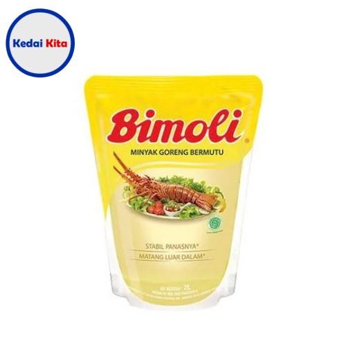 Minyak Bimoli Klasik 2 Liter