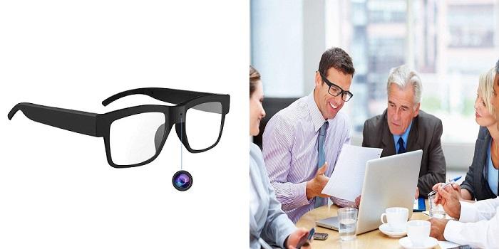 Eye Glasses Spy Cam