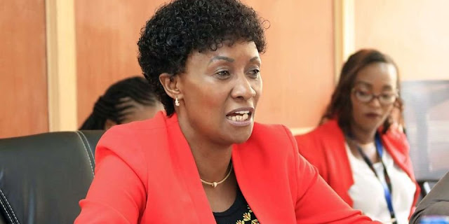 TSC boss Nancy Macharia