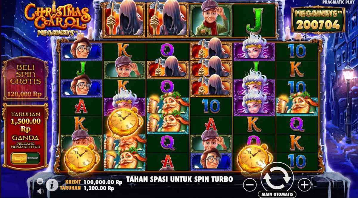 Christmas Carol Megaways - Demo Slot Online Pragmatic Play Indonesia