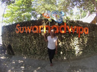 Foto pulau suwarnadwipa padang sumaterabarat