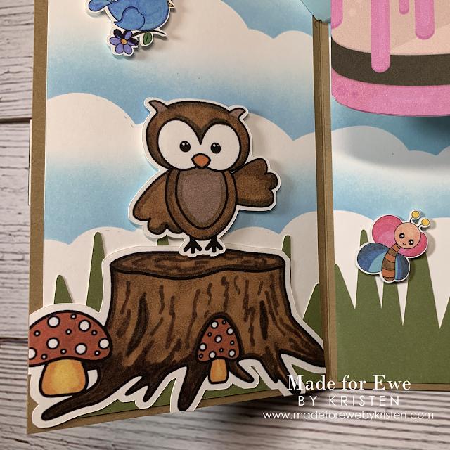The Birthday Owl